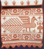 Русский орнамент (вышивка)