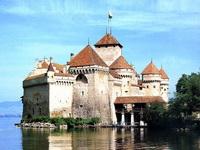 Замок Чиллон (Швейцария)