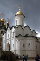 Церковь Ризоположения в Московском Кремле.
